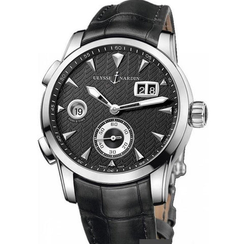 Ulysse Nardin Dual Time Manufacture 3343-126/912