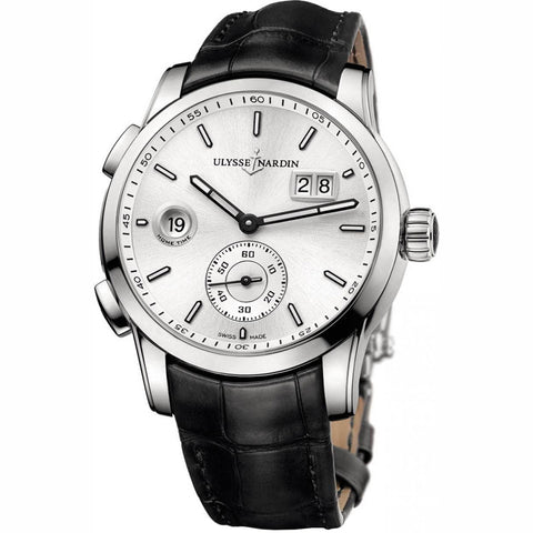 Ulysse Nardin Dual Time Manufacture 3343-126/91