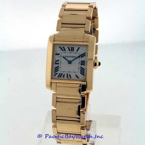 Cartier Tank Francaise Mid-Size