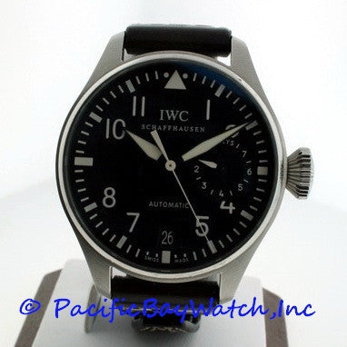 IWC Big Pilot IW5004-01 Pre-owned