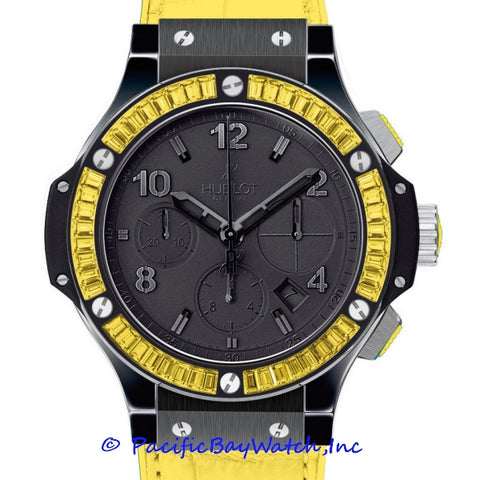 Hublot Big Bang Black Lemon 341.CY.1110.LR.1911