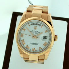 Rolex President Men's 118205 Pre-owned
