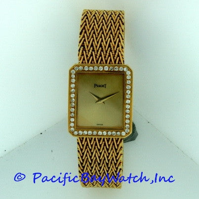 Piaget Protocol Yellow Gold Pre-owned