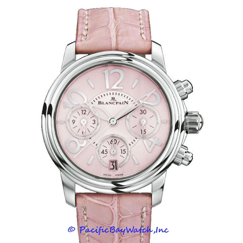 Blancpain Women Collection Flyback Chronograph 3485F-1141-97B