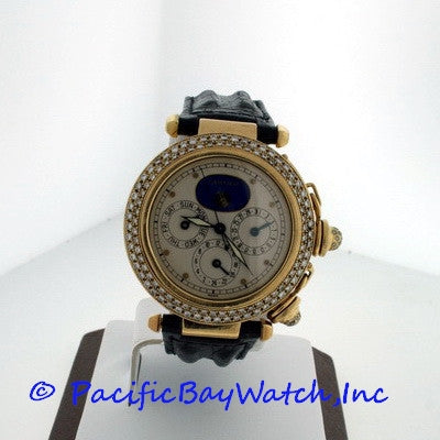 Cartier Pasha Day/Date Men's Pre-owned