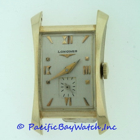 Longines Vintage 14k Gold Pre-owned