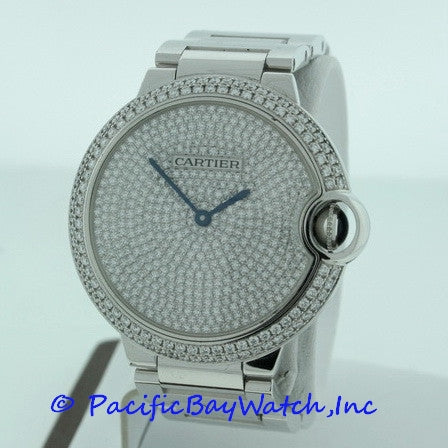 Cartier Ballon Bleu Mid-Size WE902045