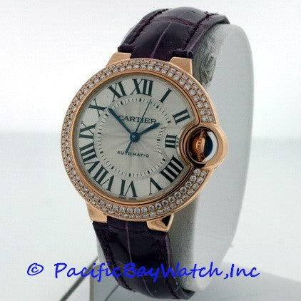Cartier Ballon Bleu Mid-Size WE900551