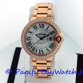 Cartier Ballon Bleu Ladies WE9005Z3