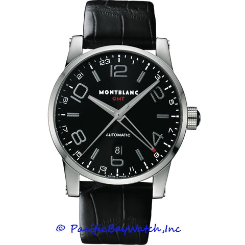 Montblanc Timewalker GMT Men's 36065