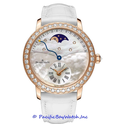 Blancpain Women Collection Moon Phase 3653-2954-58B
