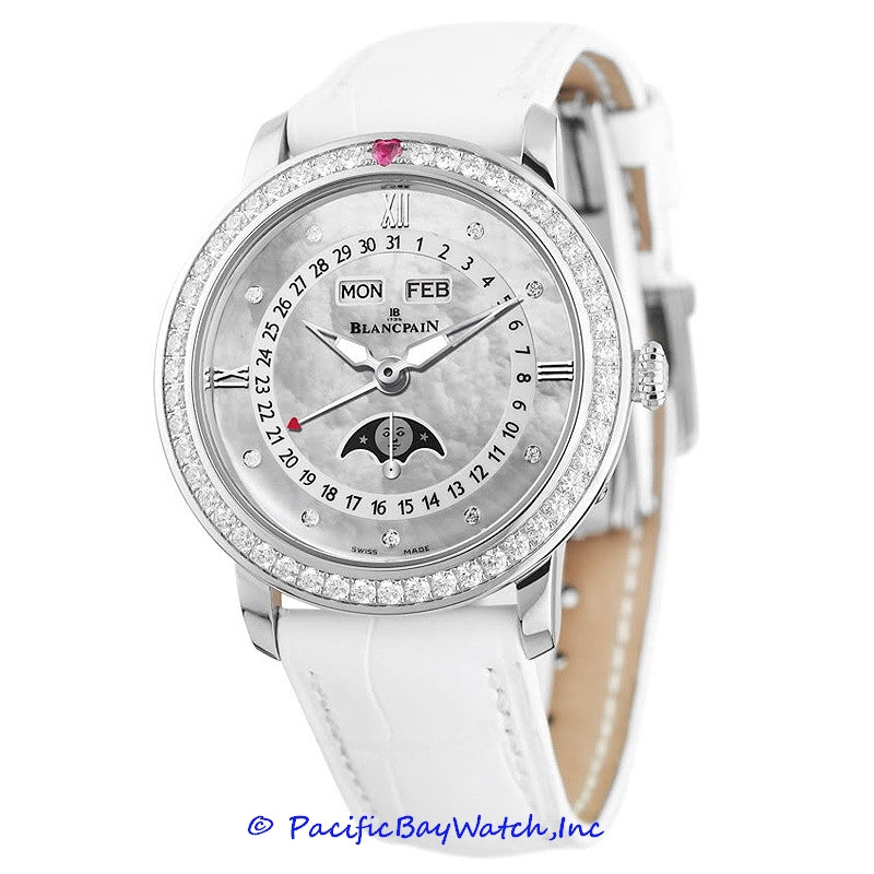 Blancpain, Women, Collection, Moon, Phase, Complete -2993