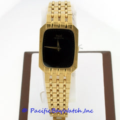 Piaget Protocol 18k Yellow Gold Pre-owned
