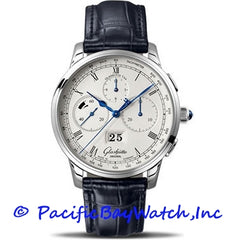 Glashutte Original Quintessentials Senator Chronograph Panorama 37-01-02-03-30
