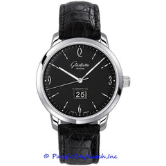 Glashutte Original 20th Century Vintage Sixties Panorama 39-47-03-02-04