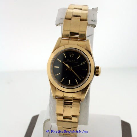 Rolex Oyster Perpetual Ladies Pre-owned