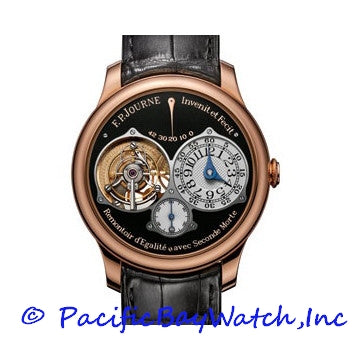 F.P. Journe Tourbillon Souverain Black Label