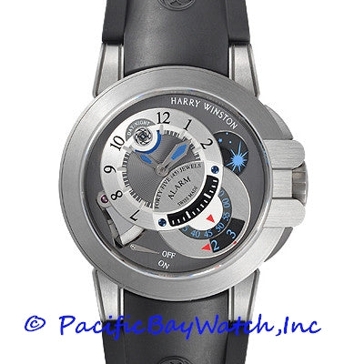 Harry Winston Project Z6 Zalium 400/MMAC44Z