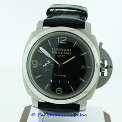 Panerai Luminor 10 Day Power Reserve GMT PAM00270