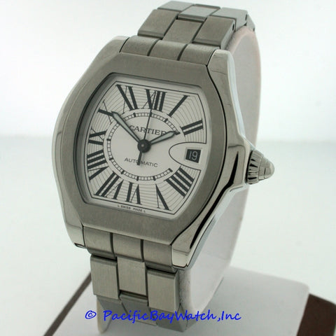Cartier Roadster S Men's W6206017 Pre-owned