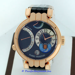 Harry Winston Premier Excenter Time Zone 200-MMTZ39R