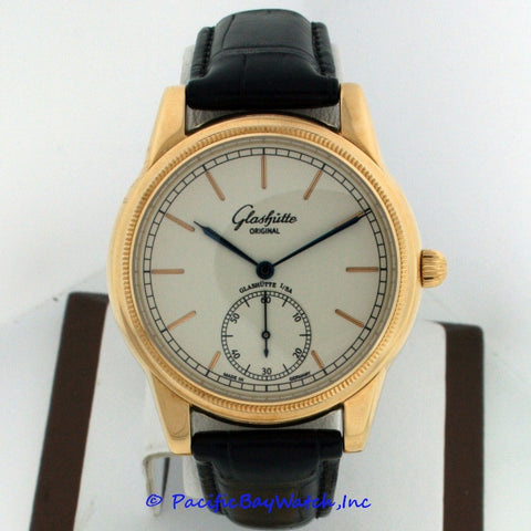 Glashutte Original 1878 100-11-01-04-04