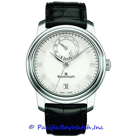Blancpain Le Brassus 8 Day Power Reserve 4213-3442-55B
