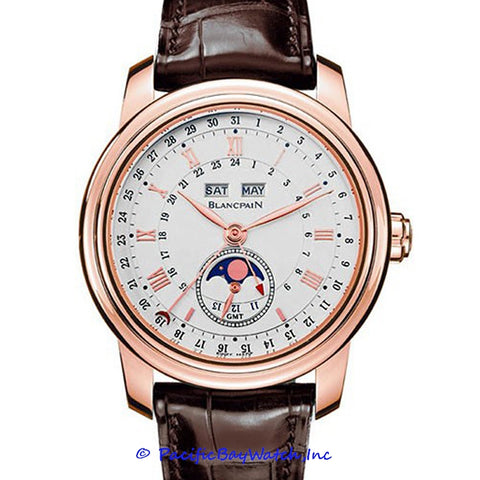 Blancpain Le Brassus GMT Moon-Phase 4276-3642-55B