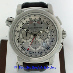 Carl F. Bucherer Patravi TravelTec GMT 00.10620.08.63.01