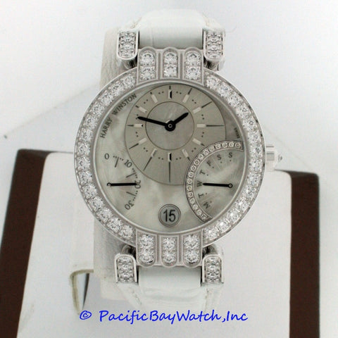 Harry Winston Premier Excenter Retrogrades 200/UABI34WL
