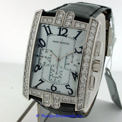 Harry Winston Avenue C Chronograph 330/MCAWL.MB1