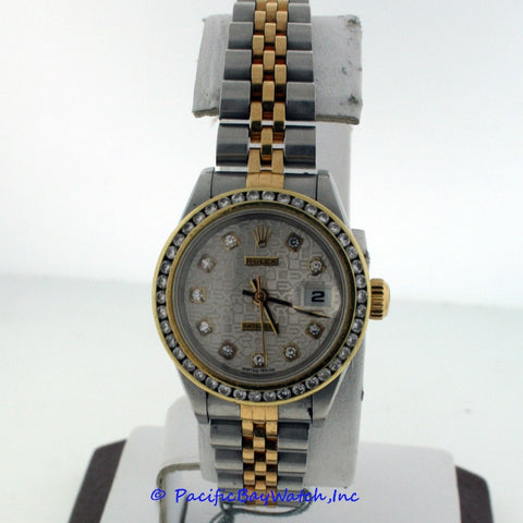 Rolex Datejust Ladies 79173 Pre-owned