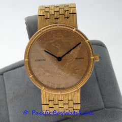 Corum $10 Coin Pre-owned