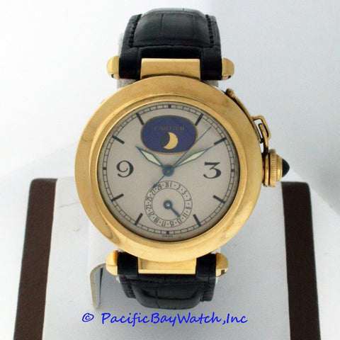 Cartier Pasha Moon Phase Men's Pre-owned