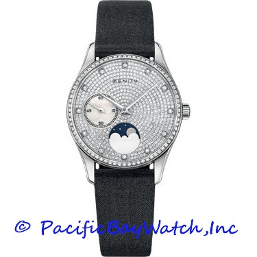 Zenith Elite Lady Moonphase 45.2310.692/09.C717