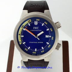 IWC Aquatimer Cousteau Divers IW354803
