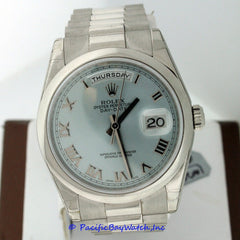 Rolex President Men's 118206 Pre-owned