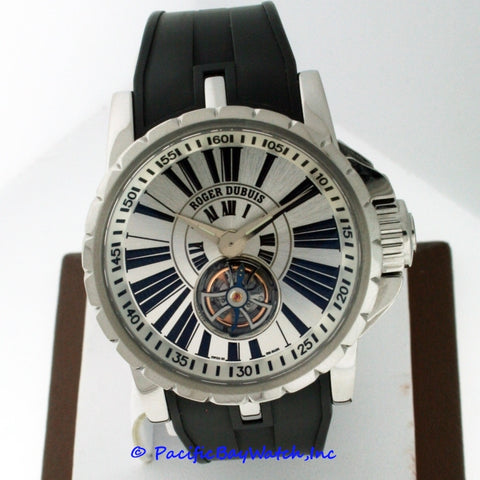 Roger Dubuis Excalibur Tourbillon EX42095000 Pre-owned