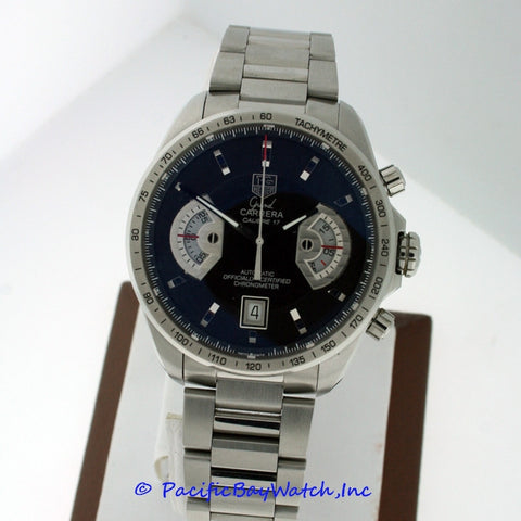 Tag Heuer Grand Carrera Chronograph CAV511A.BA0902 Pre-owned