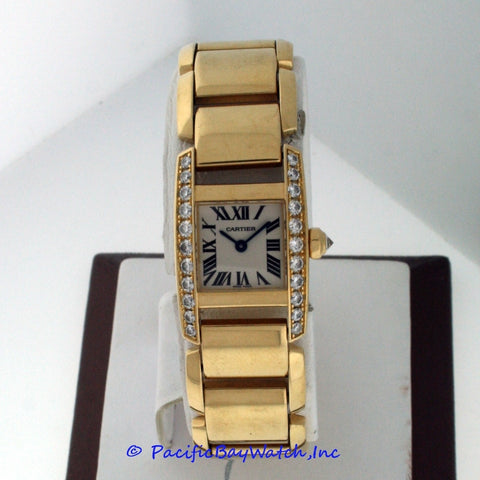 Cartier Tank Ladies Pre-owned
