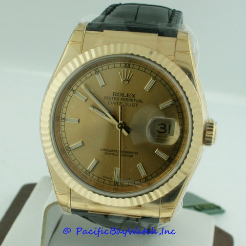 Rolex Datejust Men's 116138