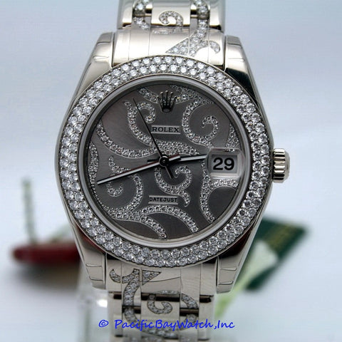 Rolex Pearlmaster Mid-Size 81339-0027