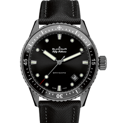 Blancpain Bathyscaphe Fifty Fathoms 5000-0130-B52A