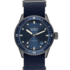 Blancpain Bathyscaphe Fifty Fathoms 5000-0240-NAOA