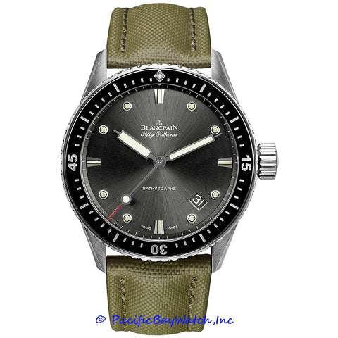 Blancpain Bathyscaphe Fifty Fathoms 5000-1110-K52A