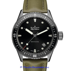 Blancpain Bathyscaphe Fifty Fathoms 5000-12C30-K52A