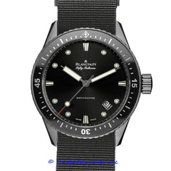 Blancpain Bathyscaphe Fifty Fathoms 5000-12C30-NABA