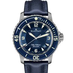 Blancpain Fifty Fathoms 5015-12B40-052A