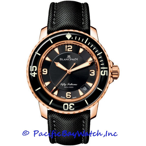 Blancpain Fifty Fathoms 5015-3630-52B