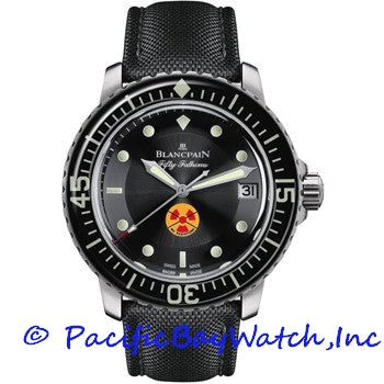 Blancpain Fifty Fathoms 5015B-1130-52A